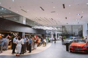 Nghệ An có đại lý Mercedes-Benz được đầu tư 15 triệu đô la