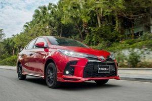 Giảm giá tại đại lý, giá lăn bánh Toyota Vios còn bao nhiêu?