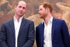 Hoàng gia tách hoàng tử William và Harry trong đám tang của Hoàng thân Philip