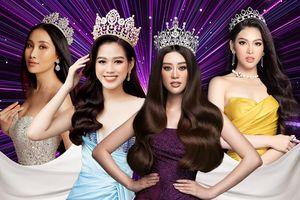 Nhan sắc Việt 2021: Ngọc Thảo dừng chân trước Top 10 Miss Grand, Khánh Vân - Đỗ Thị Hà thi thố xa xôi