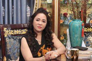 Vợ đại gia Dũng 'lò vôi' bị xử phạt 7,5 triệu đồng
