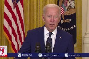 Tổng thống Joe Biden: Vì lợi ích của Mỹ, chúng tôi sẵn sàng đàm phán với Nga