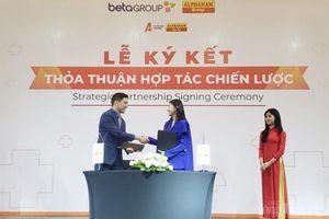 Alphanam Group và Beta Group hợp tác phát triển chuỗi căn hộ dịch vụ cho người trẻ