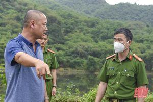 Nước sông Mã bị ô nhiễm, huyện Bá Thước đề nghị thu hồi giấy phép sản xuất giấy của 4 công ty