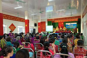 Phụ nữ phường Phú Sơn đoàn kết, sáng tạo, đổi mới, phát triển, xây dựng phường kiểu mẫu