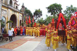 Bắc Ninh: Lễ hội Cao Lỗ Vương tôn vinh danh tướng đầu tiên trong lịch sử dân tộc