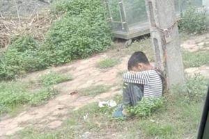 Vụ cha xích cổ con vào cột điện vì lười học ở Lạng Sơn: 'Tôi chỉ phạt con 15 phút?'