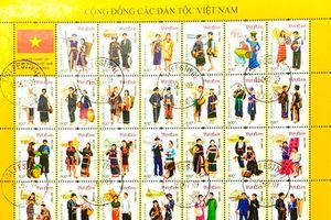Tem về đời sống văn hóa các dân tộc Việt Nam