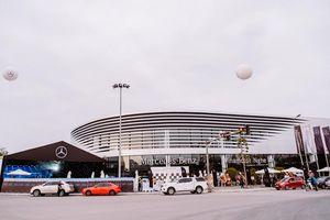 Mercedes-Benz khai trương Đại lý hiện đại nhất của hãng tại Nghệ An