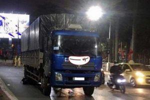 Hải Phòng: Va chạm với xe tải, người đàn ông đi xe máy tử vong