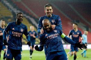 Arsenal chiến thắng trong trận tứ kết lượt về Europa League