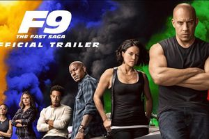 Đồng đội của Dom tiến ra vũ trụ trong 'Fast & Furious 9'