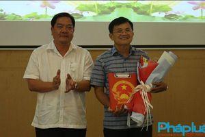 Ông Lê Quang Định được giao quyền Chủ tịch Ủy ban nhân dân huyện Châu Thành (Kiên Giang)