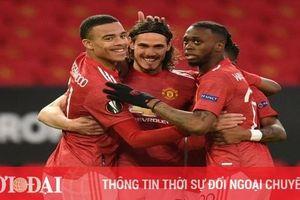 MU dắt tay Arsenal vào bán kết Europa League 2020/21