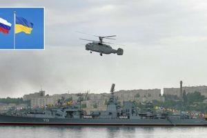 Ukraine cáo buộc Nga 'khóa' Biển Đen, ngăn tàu chiến của Kiev cập cảng