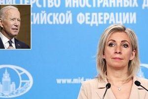 Nga triệu Đại sứ Mỹ tới phản đối lệnh trừng phạt