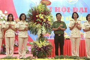 Hội Phụ nữ Cục Hậu cần đoàn kết - sáng tạo, hoành thành tốt nhiệm vụ chính trị