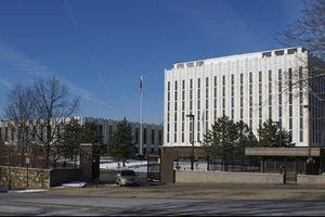 Đại sứ Nga không hẹn ngày quay lại Mỹ