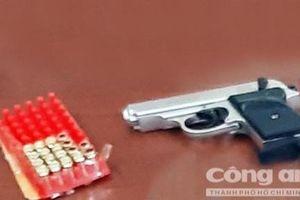 Vụ bắt 2 đối tượng truy nã, thu 'kho' hung khí: Công an huyện Di Linh nói gì?