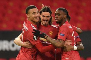 Thắng nhẹ Granada, MU vào bán kết Europa League