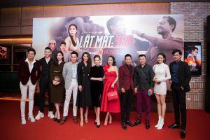 Dàn sao nô nức đến ủng hộ phim 'Lật mặt: 48H' tại Hà Nội