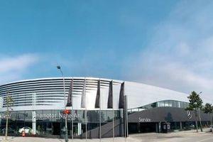 Đầu tư 15 triệu USD xây đại lý đạt tiêu chuẩn hiện đại nhất của Mercedes-Benz