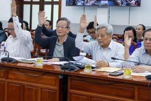 Chốt danh sách 205 ứng viên đại biểu Quốc hội khóa XV ở Trung ương