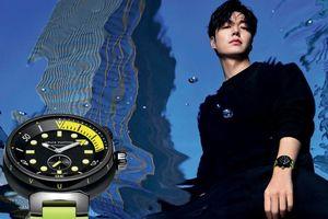 Lee Min Ho xuất hiện trong chiến dịch quảng cáo mới của Louis Vuitton cùng Sophie Turner và Tahar Rahim