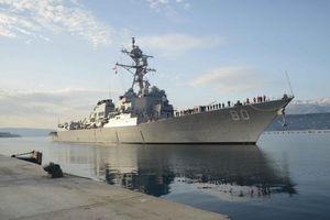 Hủy kế hoạch đưa tàu chiến đến biển Đen, Mỹ e ngại sức mạnh hải quân Nga?