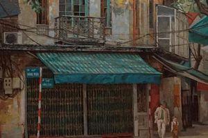 Triển lãm 'Gieo tổ ấm' quyên góp xây nhà cho người nghèo Quảng Nam
