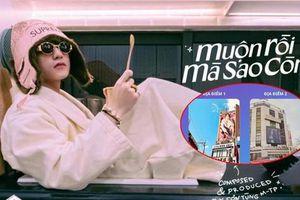 'Chơi lớn' như Sky, quảng bá hình ảnh của Sơn Tùng M-TP ở 2 quốc gia châu Á