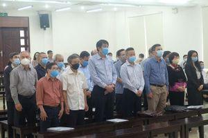 Xét xử vụ Gang thép Thái Nguyên: Các cựu lãnh đạo TISCO thỉnh cầu những gì?
