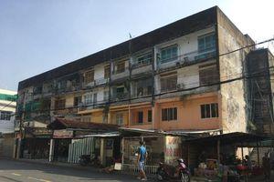 Cần Thơ sẽ xây mới, sửa chữa hàng loạt chung cư