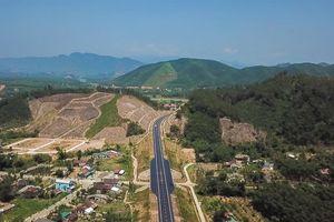 Cao tốc nối Đà Nẵng với tỉnh Thừa Thiên - Huế sắp về đích