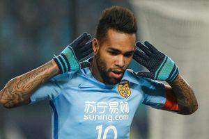 Bi kịch của cầu thủ giá 50 triệu euro tại Trung Quốc