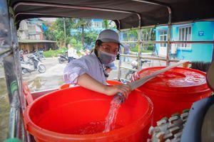 15 phường ở TP.HCM bị cúp nước vào cuối tuần