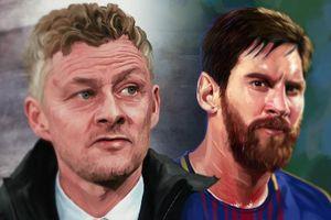 Man United đại thắng, Messi đòi nợ Bilbao?