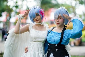 Lễ hội Nhật - Việt thu hút hàng nghìn người tham dự tại TP.HCM