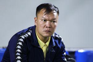 HLV Dương Hồng Sơn ghi dấu ấn đầu tiên ở giải hạng Nhất