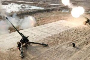 Quân đội Nga tập trận bắn đạn thật quy mô lớn