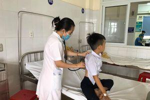 Đà Nẵng: 34 học sinh có biểu hiện ngộ độc thực phẩm