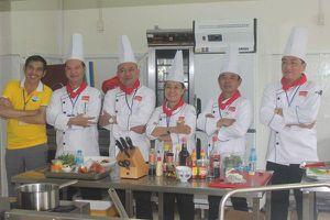 Khánh Hòa: Hội thi tìm kiếm tài năng ẩm thực lần thứ I