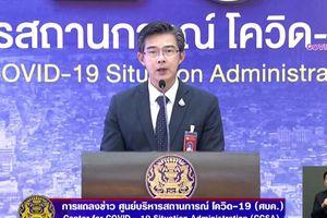 Thái Lan nỗ lực kiềm chế dịch Covid-19 lan rộng