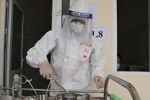 Chiều 17-4: Việt Nam có tám ca nhiễm Covid-19 mới