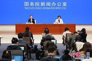 Trung Quốc tăng trưởng GDP 18,3% trong quý I