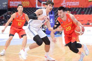 Đội tuyển bóng rổ Việt Nam tham dự VBA 2021