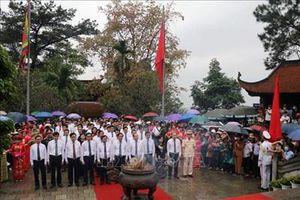 Tổ chức Lễ giỗ Đức Quốc Tổ Lạc Long Quân và dâng hương Tổ Mẫu Âu Cơ