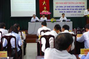 Đà Nẵng tổ chức hội nghị hiệp thương lần thứ 3