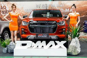 Isuzu D-Max 2021 từ 630 triệu tại Việt Nam, có thoát 'kiếp ế'?