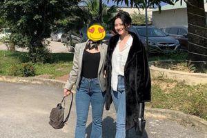 'Hot girl tạp hóa' Hàn Hằng tái xuất, netizen 'bán tín bán nghi'
